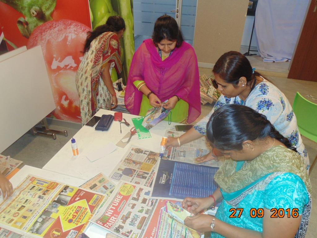 Paper bag activity - Paper Bag Activity 3